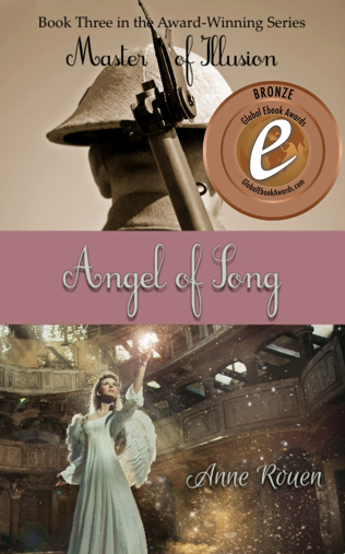 Angel of Song - Book Three in the Master of Illusion Series